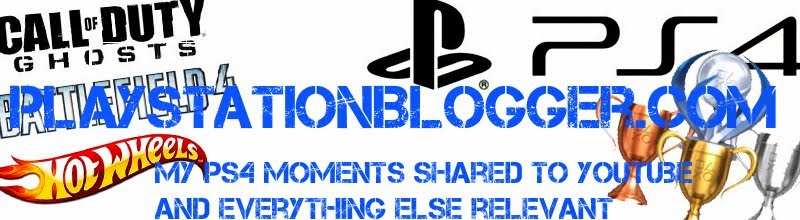 Playstation Blogger