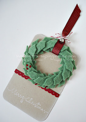 Quick and Easy Holiday Gift Tag Ideas
