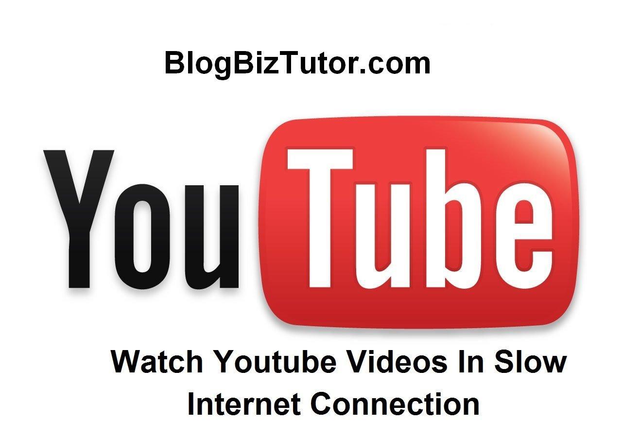 Cara Nonton Video YouTube Di Koneksi Internet Yang Lemot
