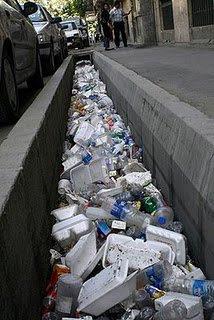 خطرات ظروف یکبار مصرف