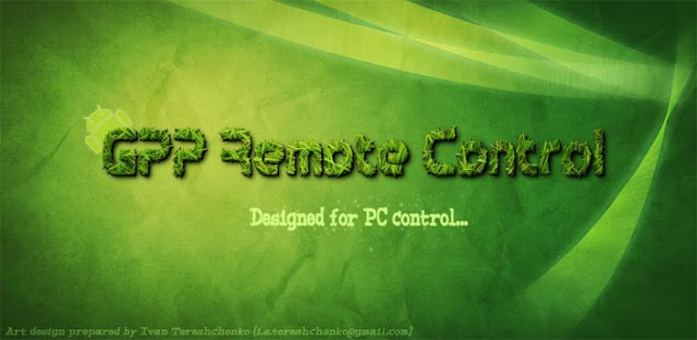 GPP Remote Control v3.5.5 Apk App