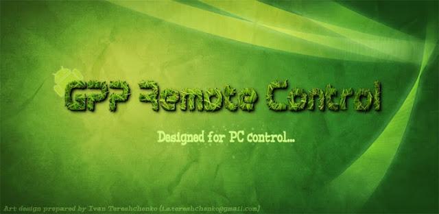 GPP Remote Control v3.5.5 Apk App
