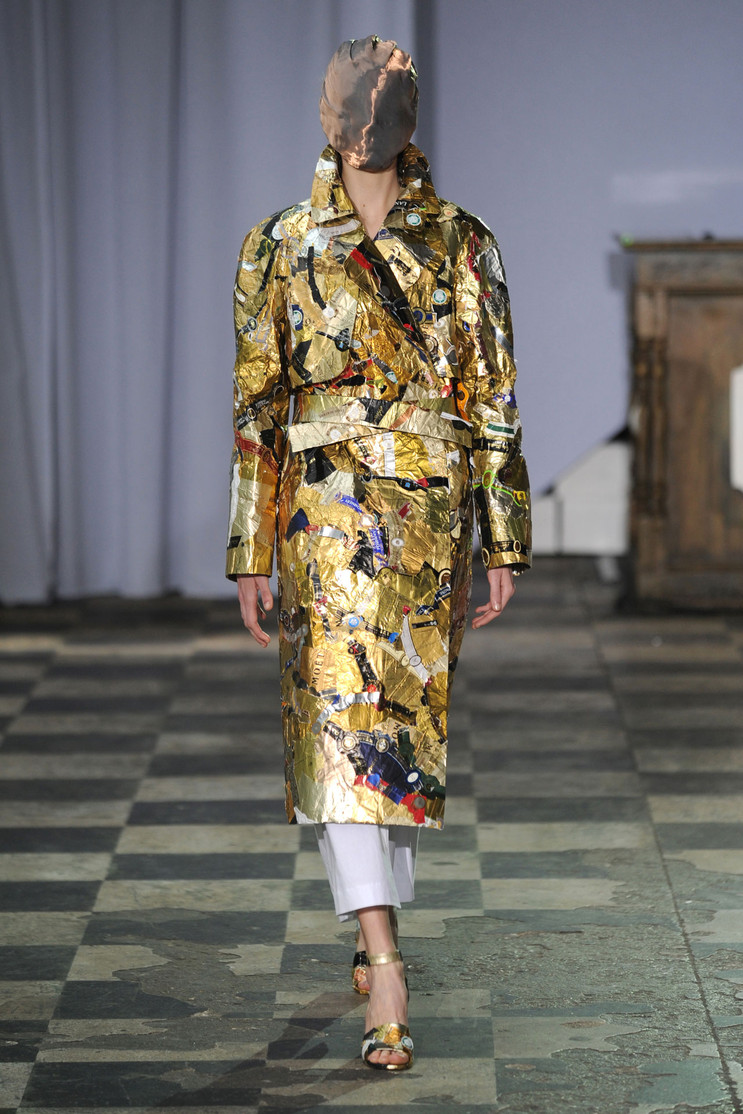 Haute couture maison martin margiela spring summer 2012 for Maison martin margiela paris