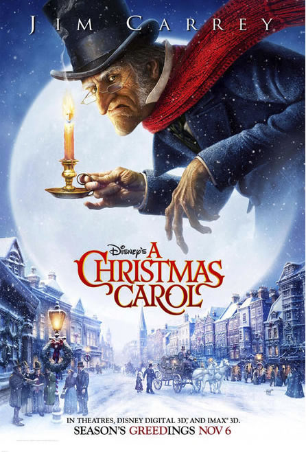 Homegrown Strawberries: Advent Day 10: A Christmas Carol Movie Night