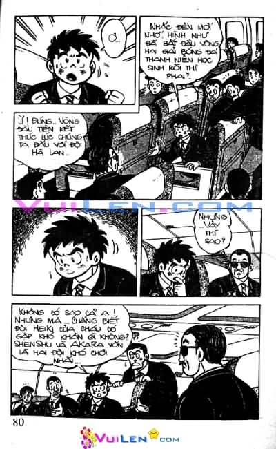 Jindodinho - Đường Dẫn Đến Khung Thành III  Tập 19 page 80 Congtruyen24h