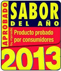 Premio Sabor del Año 2013