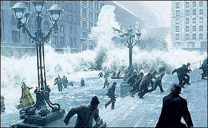 east coast mark  the day after tomorrow  according to the
