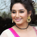 Ragini Dwivedi Photos in Salwar Kameez at South Scope Calendar 2014 Launch Photos 16