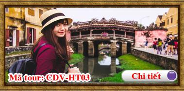 Hội An -Bà Nà -Huế -Phong Nha(3.350.000)
