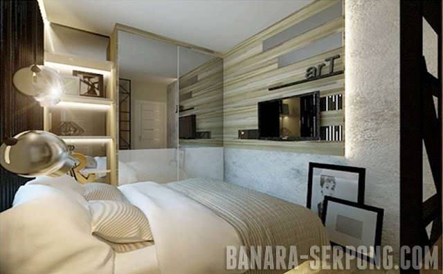 Banara Serpong - Secondary Room