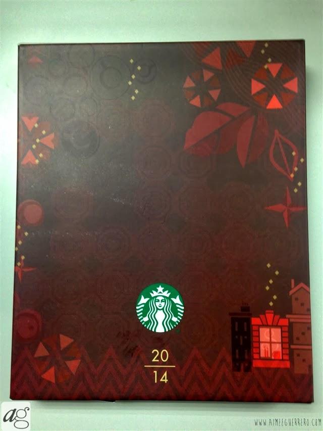 Starbucks Planner 2014