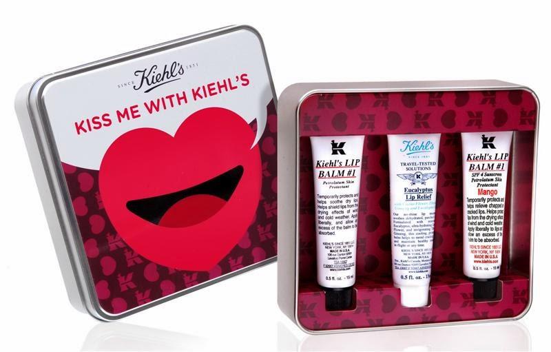 Lip Balm del cofanetto San Valentino di Kiehl's