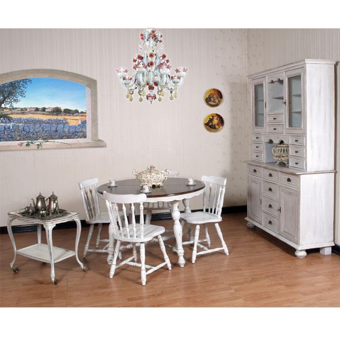 Mobili Shabby Chic Atelier myArtistic: Cucina shabby chic kitchen MY42