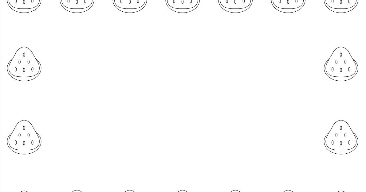 塗絵カードBOX: 【49塗絵カードデザイン】イチゴケーキイラスト無料ダウンロードHappy ... Happy