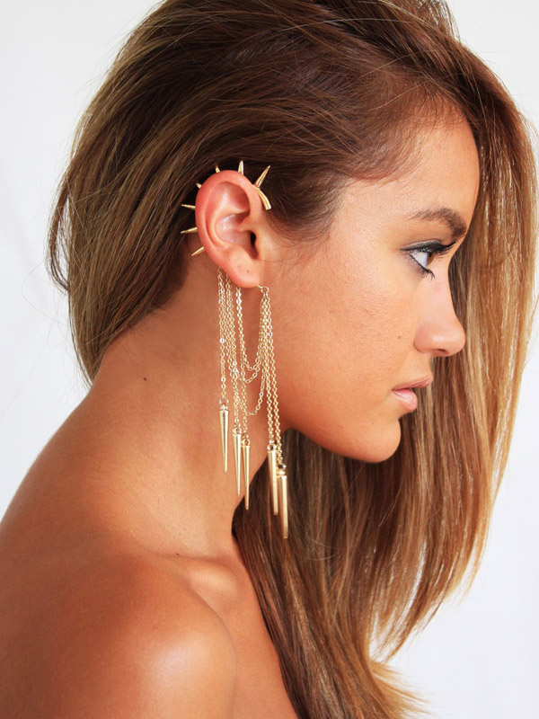 Ear cuff for helix