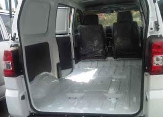 jual mobil apv bv khusus paket barang cargo dan logistik dan mobil usaha