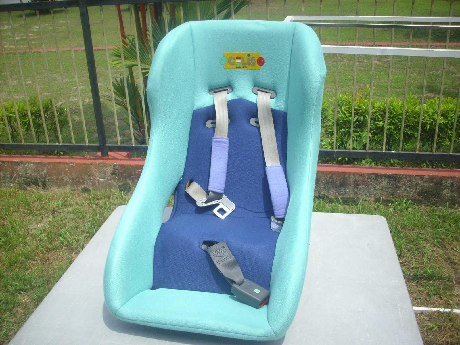 Lucky Baby Car Seat Malaysia