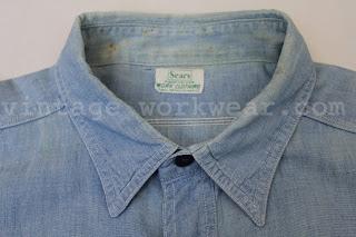 Vintage Workwear June 2011