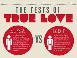 Love lust what is Love vs