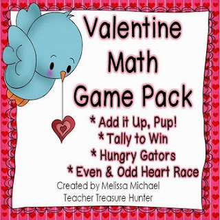 http://www.teacherspayteachers.com/Product/4-Math-Centers-for-Valentines-Day-missing-addends-comparison-symbols--1031412
