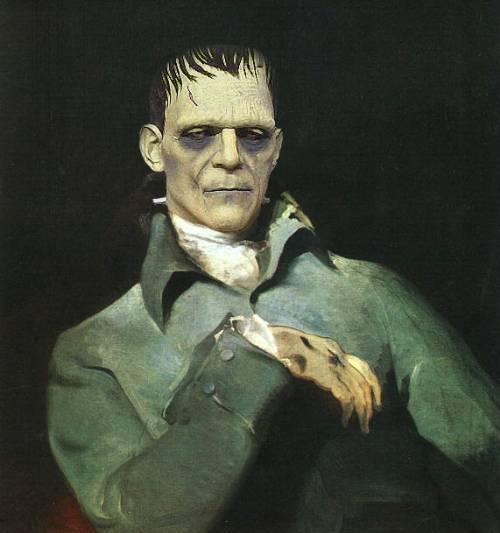 монстр, франкенштейн, мэри шелли, зомби, эволюция зомби, зомби муви, массовая культура