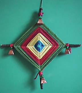 God's Eye Craft Instructions http://mrsjacksonsclasswebsiteblog.blogspot.com/2011/11/ojo-de-dios-or-eye-of-god-craft-ideas.html