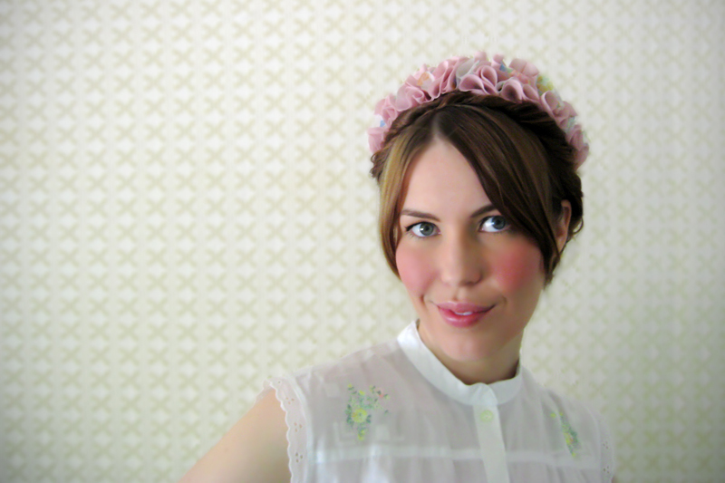 How to flower wear headband recommend to wear for spring in 2019