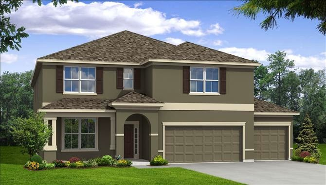 Available Homes Windsor Home Plan In Nova Park Estates St Cloud