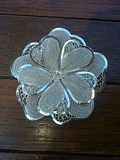filigree brooches