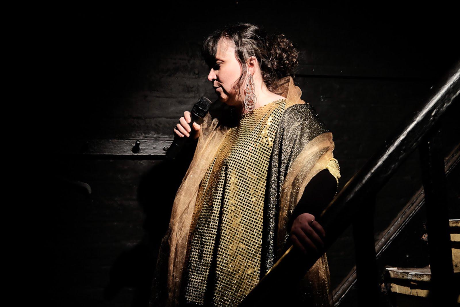 BIPOLAR KARAOKE - A woman's story in song