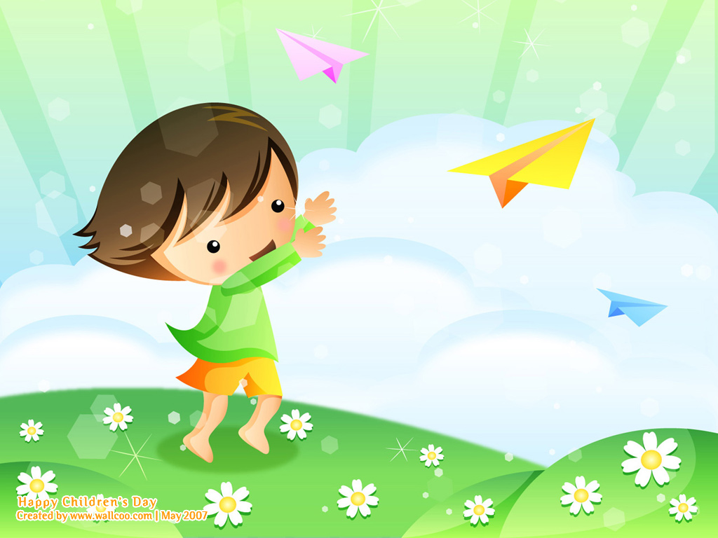 Children 39 s day powerpoint backgrounds and wallpapers ppt for Kids wallpaper