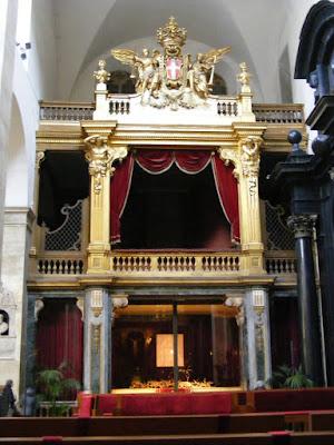 Giulgiul sfant, Capela Sindone, Torino, Italia