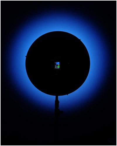 Interesting Portrait Lighting - Magazine cover