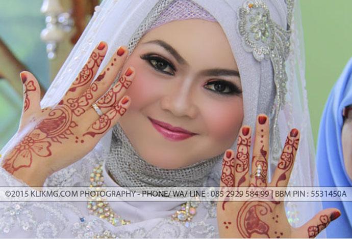 Photo Dokumentasi Pernikahan ALLIEN & BUDI - Tata Rias, Busana & Dekorasi oleh Utami Irawan Rias Pengantin Purwokerto - Foto oleh : Klikmg Fotografer Semarang
