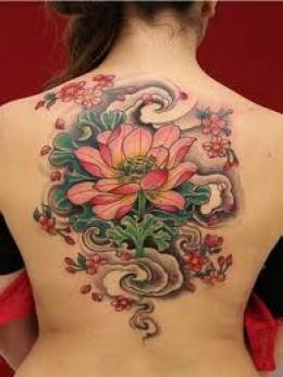 Chinese Lotus Flower Designs