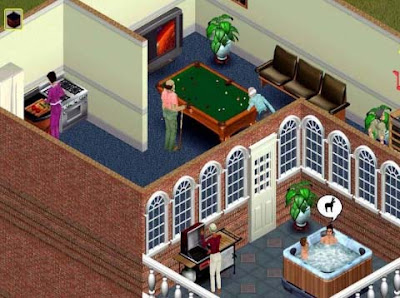 Free Download Games The Simis 1 Full Version For PC