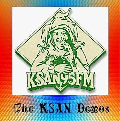 Ksan Demos - 1967-1971 - Featuring John Cipollina, Ron Nagle, Bruce Stevens, Terry Dolan, Soundhole