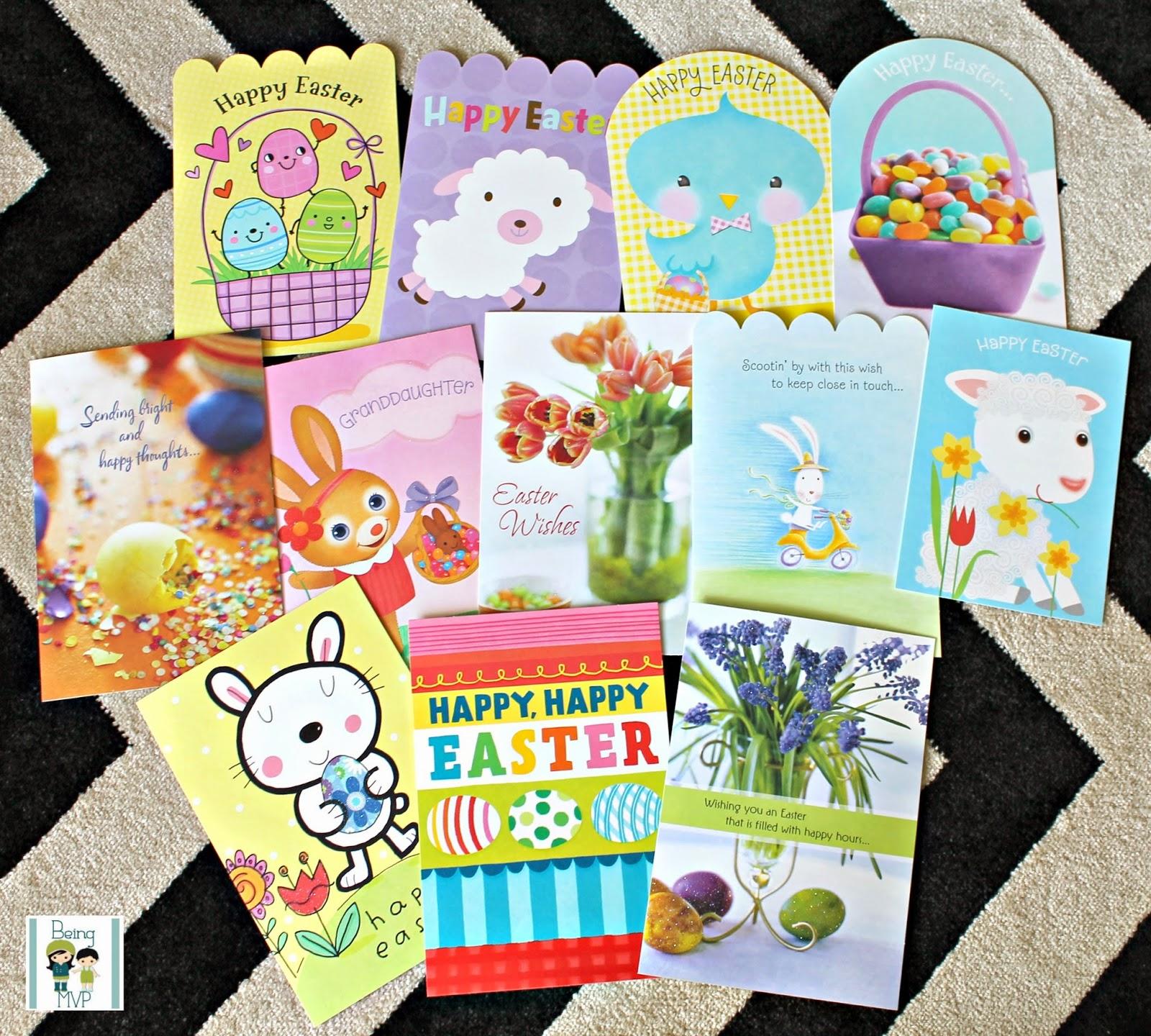 being MVP Easter Crafts for Kids – Hallmark Easter Cards