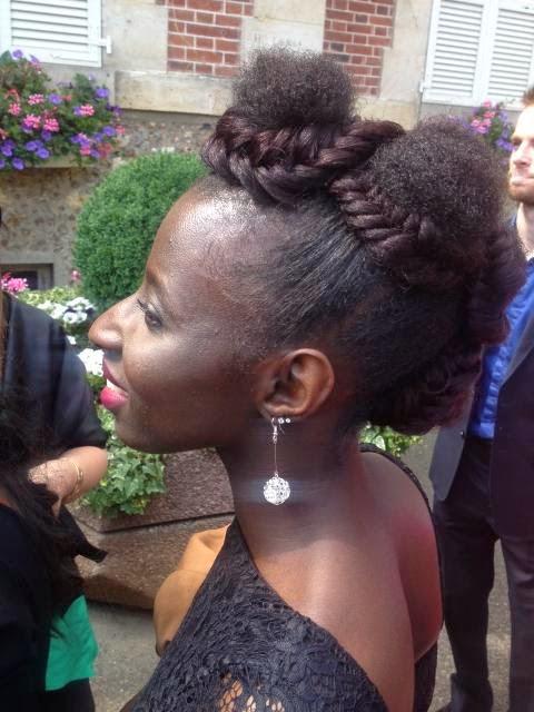 Entrevue avec Bine du blog Hair Challenges.