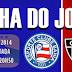 Ficha do jogo: Bahia 1x1 Atlético-MG - Campeonato Brasileiro 2014