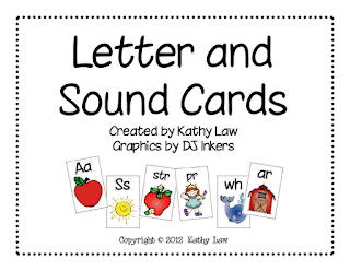 карточки английские звуки