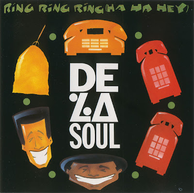 De La Soul – Ring Ring Ring (Ha Ha Hey) (Germany CDS) (1991) (320 kbps)