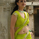Suhani in Green  Hot Images