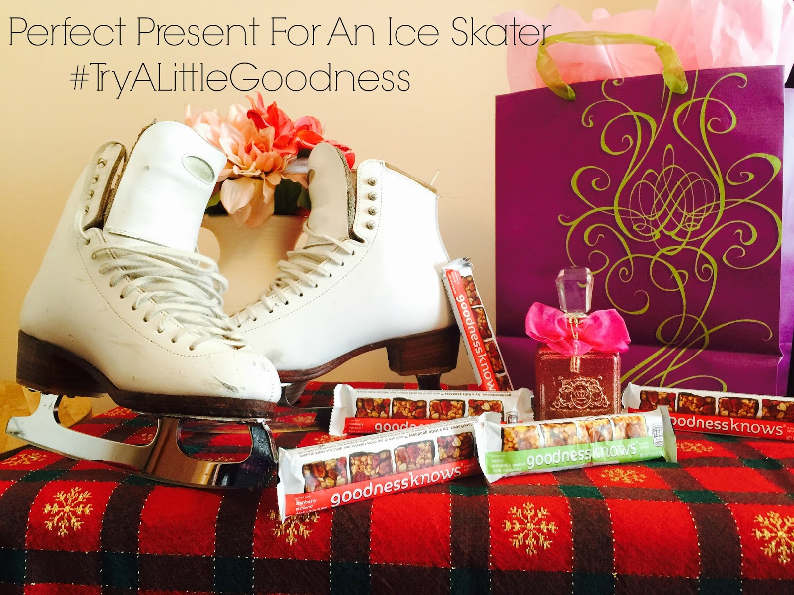 goodness knows, goodness knows squares, how to get toned, ice skating, perfect present for an ice skater,