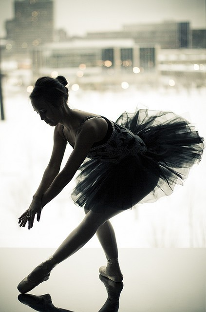 Cool Chic Style Fashion Photo Of The Day Ballet In The Street