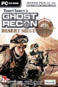 Ghost Recon Desert Siege-Cover
