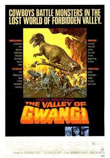 descargar El Valle de Gwangi – DVDRIP LATINO