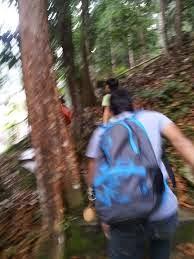 Seram Dirasuk Makhluk Halus Mendaki Gunung Stong