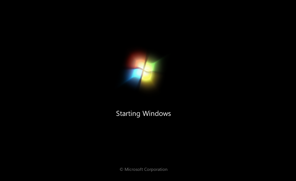 symbian hacked again windows 7 startup animation and
