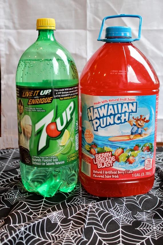 eyeball juice party drink #halloween #SpookyCelebrations #shop